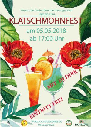 Fest Plakat