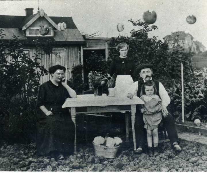 Gärten um 1930