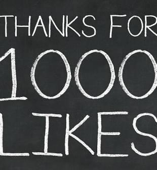 1000 Klicks